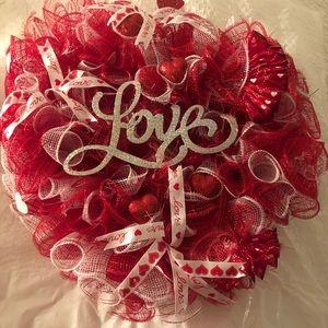 Valentines Wreath D2